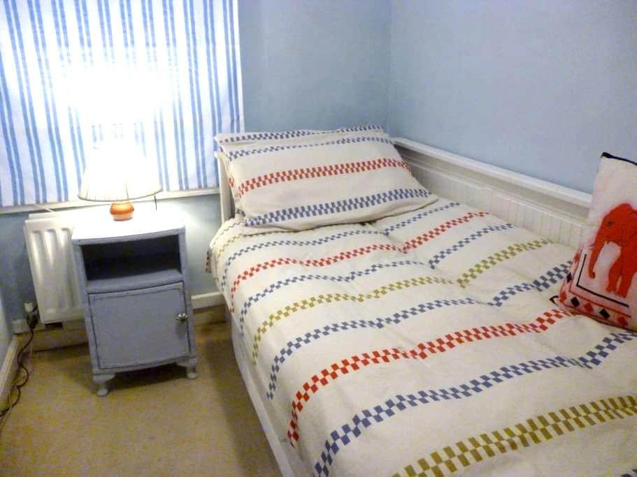 Small single bedroom - Weston-super-Mare - Apartamento