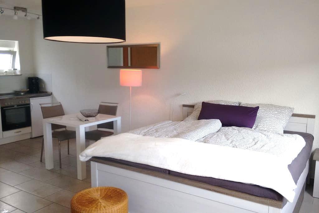 Helles neues gemütliches Zimmer in Hockenheim - Hockenheim - Apartemen