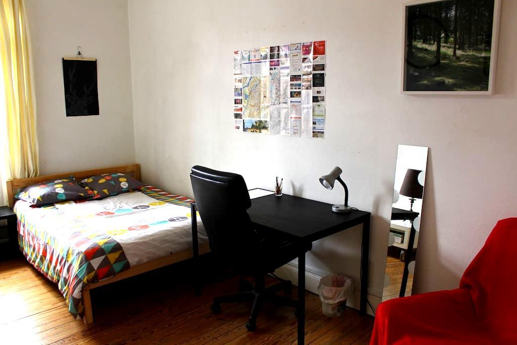 Chambre meublée proche gare/centre - Metz - 아파트