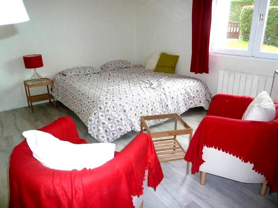 Bel appartement 30m2 au calme - Saint-Étienne-de-Montluc - Lägenhet