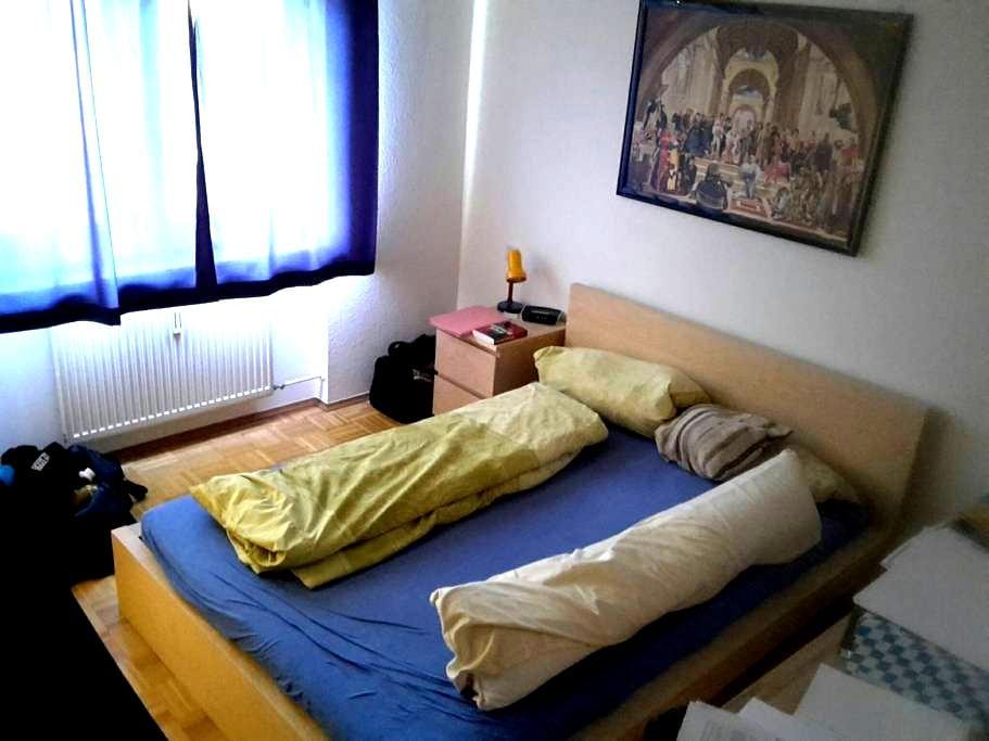 2 ZBK, Bett und Couch - Bad Dürkheim - Leilighet