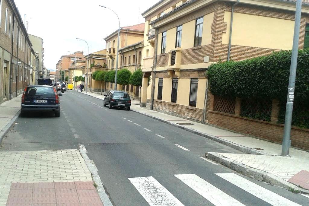 apartamento muy cerca de la muralla - Ávila - Appartement