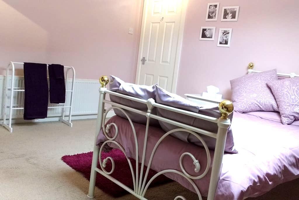 Charming Edwardian home single room - Sheffield - Casa