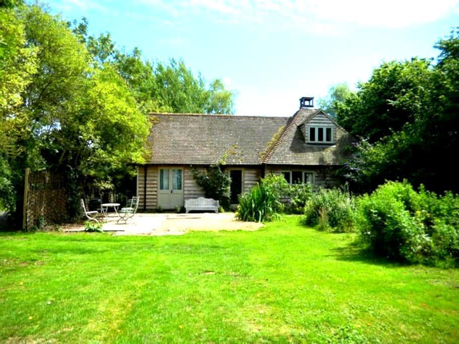 English Heritage Oak-Framed Cottage - Wells - Huis