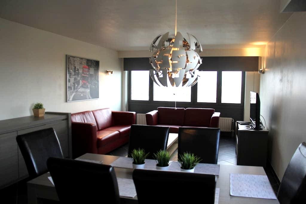 Beautiful and luxurious apartment for 1 - 6 guests - Antverpy - Byt