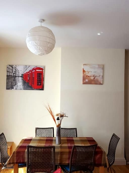 Homely and enjoyable Guest house - Chatham - Apartment