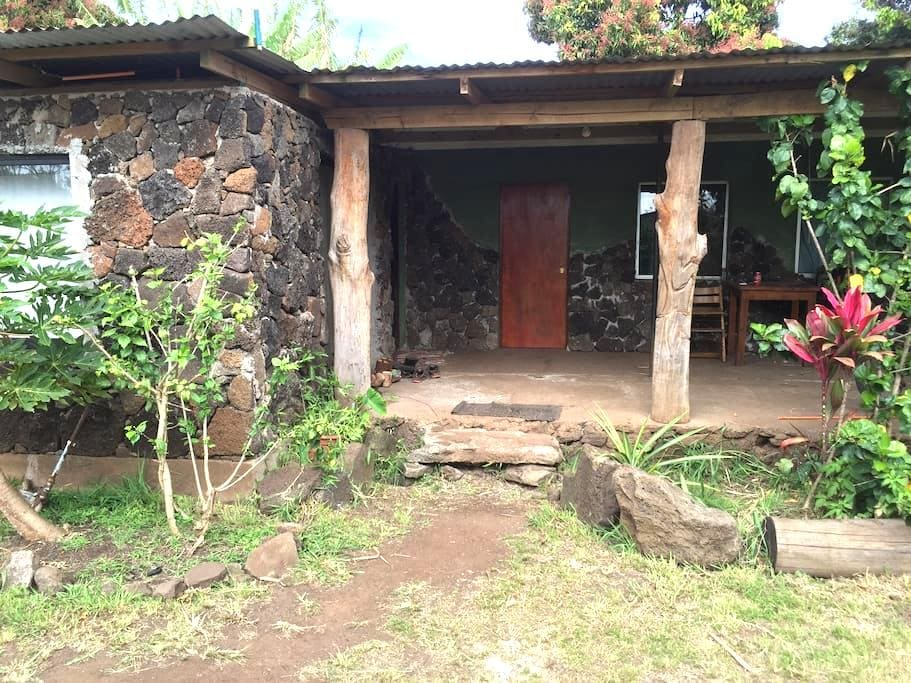 Hare Koro Ioteve - Private Bedroom in Home - Hanga Roa - Ev