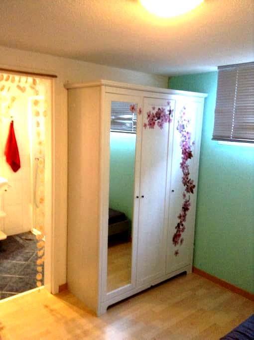 Kleines Zimmer für 2 Personen - Langendorf - House