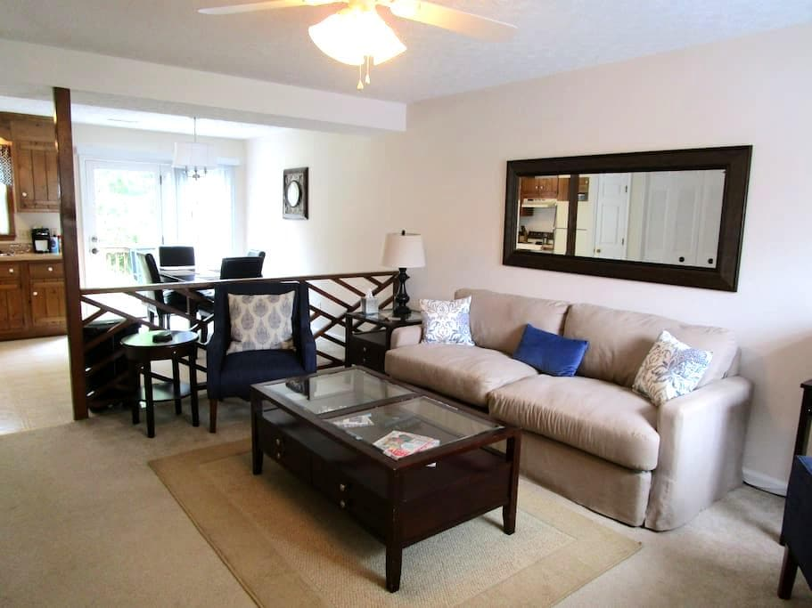 Private 2 Bedroom 2 story Town home - Lynchburg - Townhouse