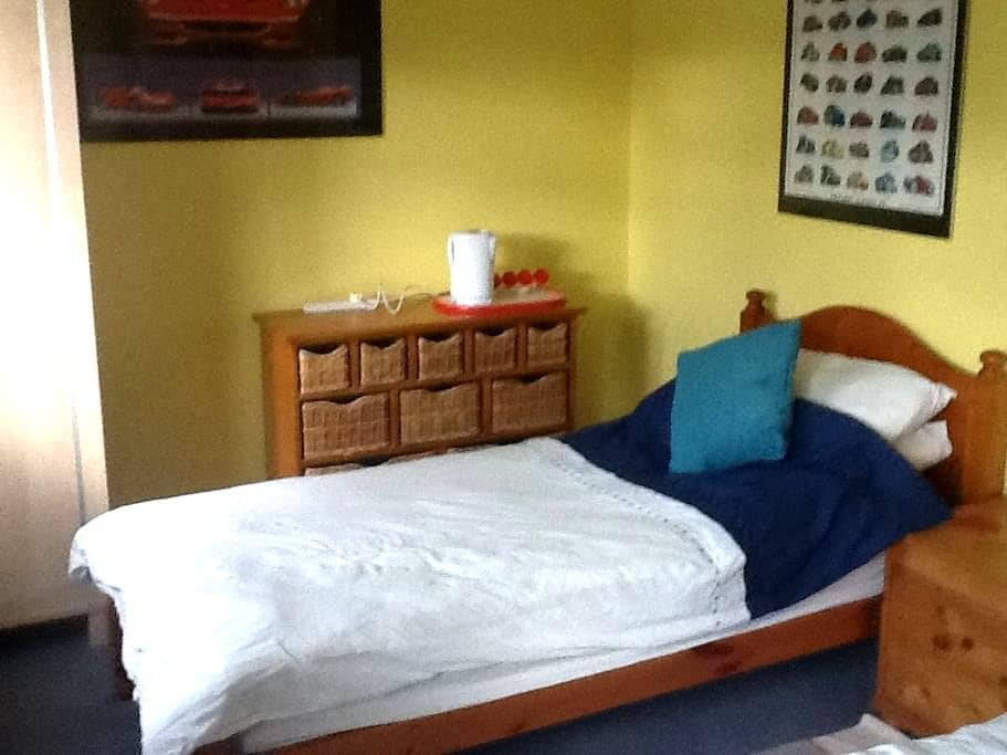 Large Twin  New  Additional Room - Hertfordshire - Casa