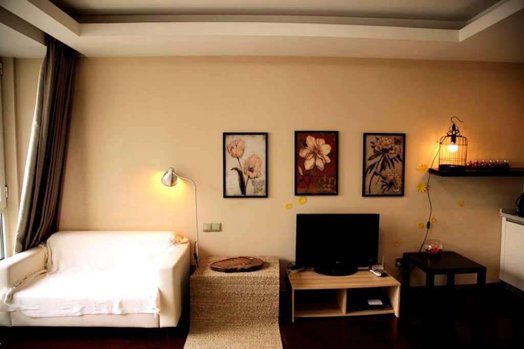 天安门南天坛北步行至地铁2分钟精装温馨公寓 - Beijing - Apartment