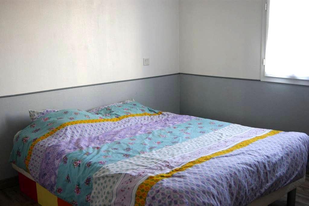 Chambre dans maison à la campagne + petit déjeuner - Saint-Martial-d'Albarède - Ev