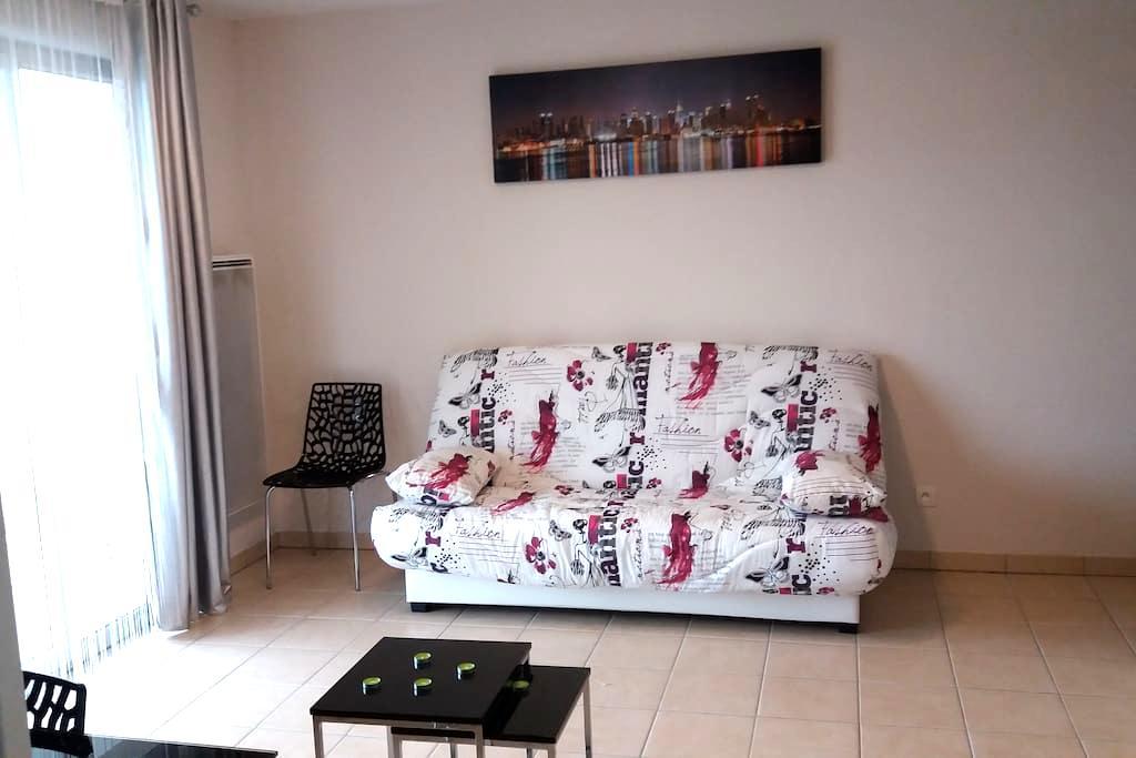 T2 meuble banlieue toulouse C 11 - Léguevin - อพาร์ทเมนท์