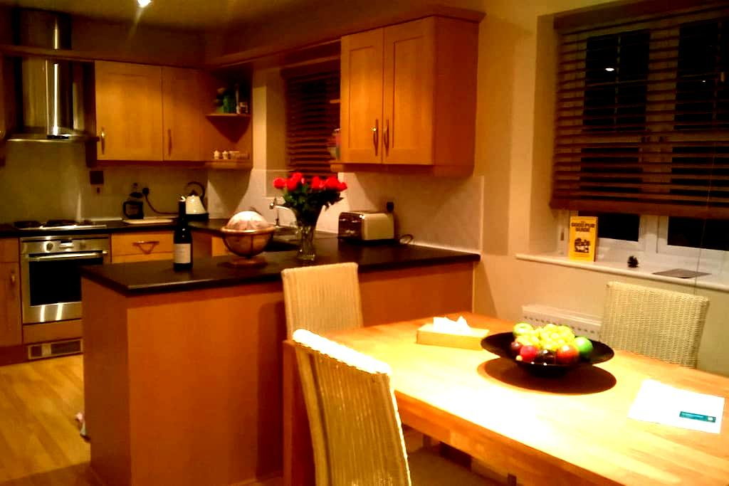 Convenient 2 bed flat in Shakespeare's Stratford - Стратфорд-на-Эйвоне - Квартира