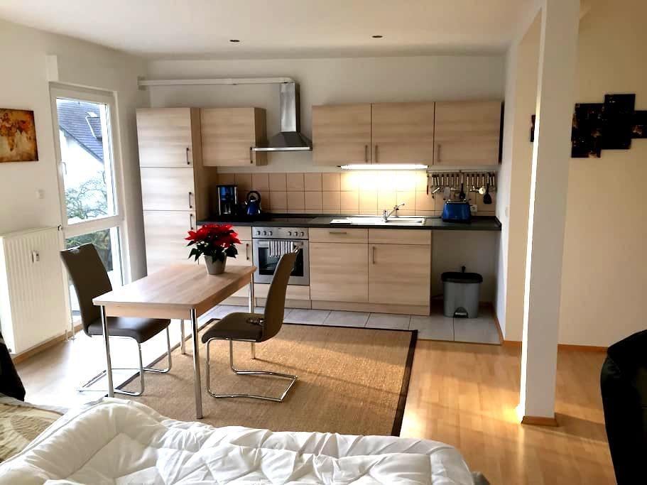Gemütliches renoviertes Apartment - Sankt Augustin - Byt