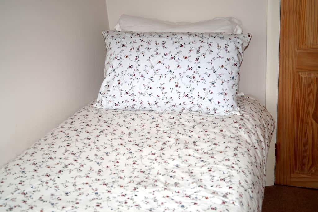 Warm, cosy and compact single room. - Addlestone - Hus