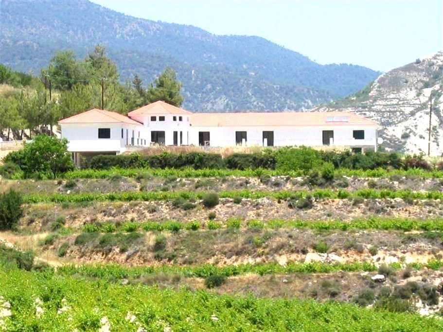 Cyprus Koilani Gardens (Troodos Mountains) App. 6 - Koilani - Appartement