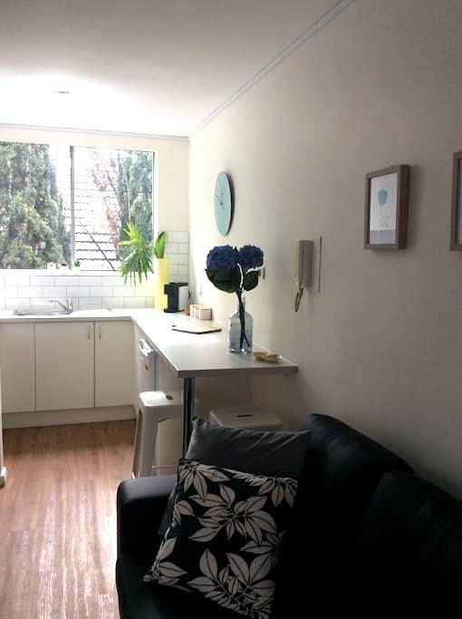 Cute and Cosy Studio Apartment - Saint Kilda East - Apartmen