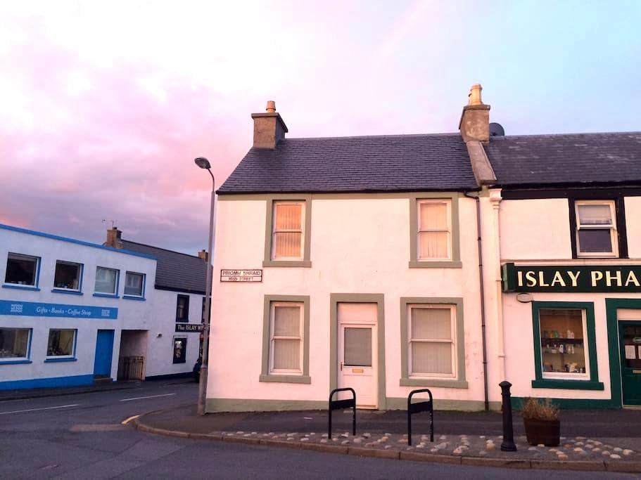 Modern Home in Bowmore - Bowmore - Ev