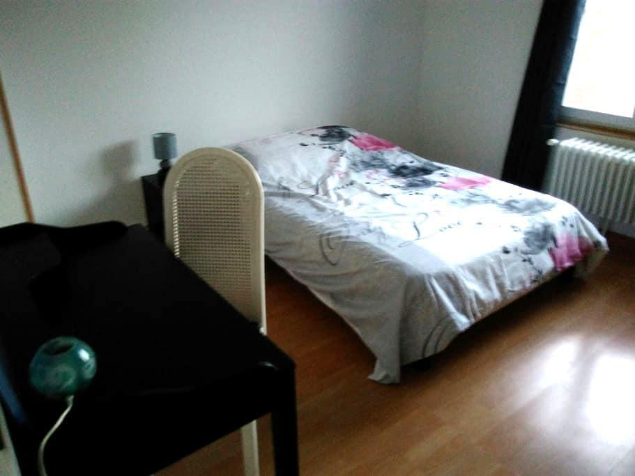Loue chambre sur Lesquin - Lesquin - Huis