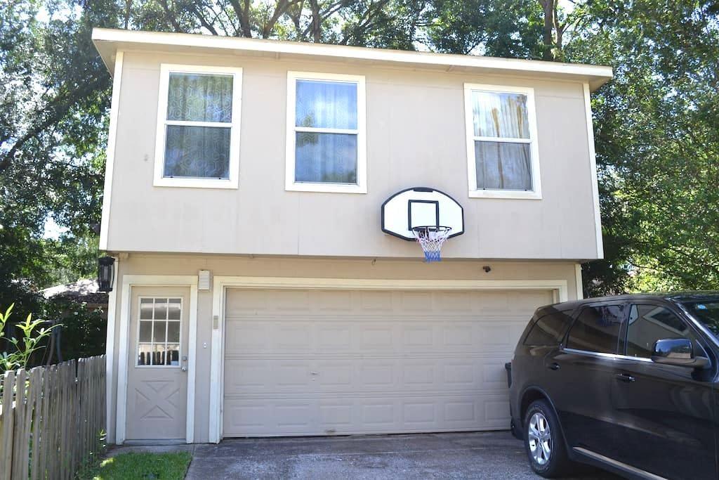 Guesthouse Getaway - Houston - Apartmen