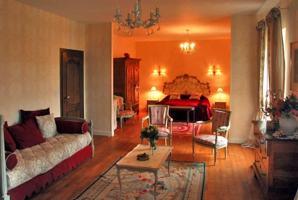 Suite Julie - Vandenesse-en-Auxois - Penzion (B&B)