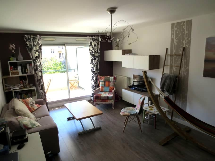 70m2 Flat with terrasse in Confluence - Lyon - Departamento