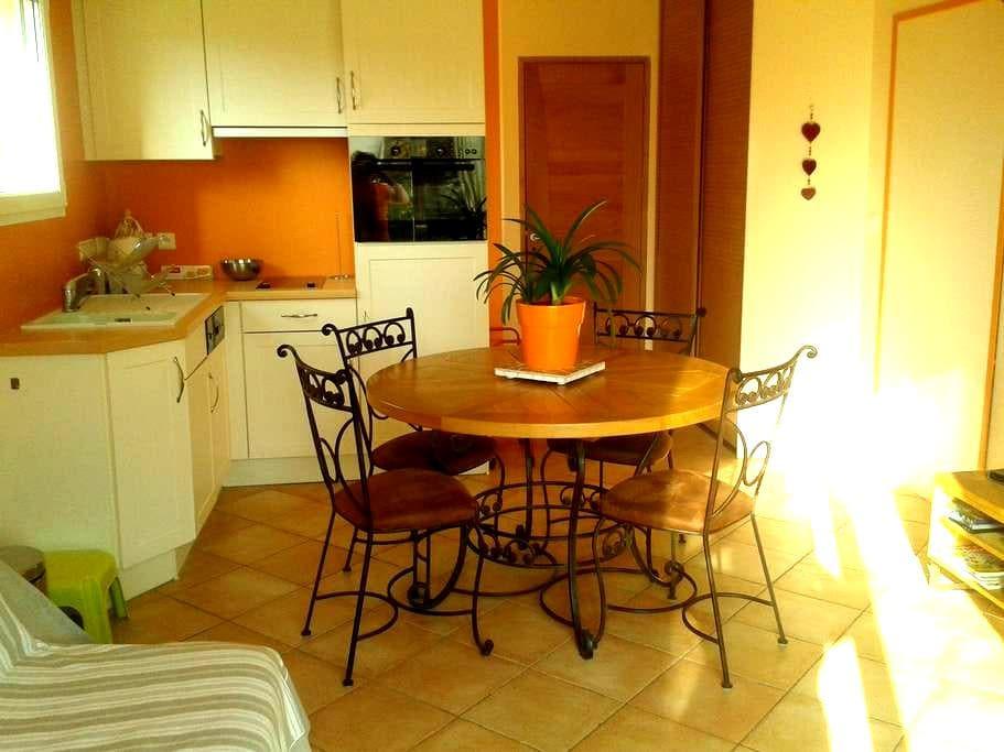 Appartement near Lake Geneva. - Allinges - Leilighet
