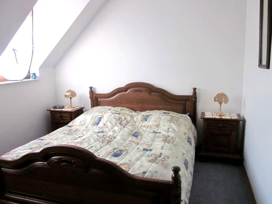 Privatzimmer Nr 1  im Schlösschen - Willich - Maison