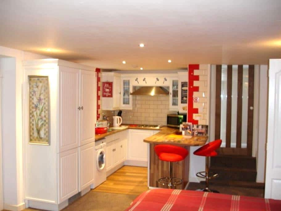 A warm comfortable & homely escape - Hebden Bridge - Apartamento