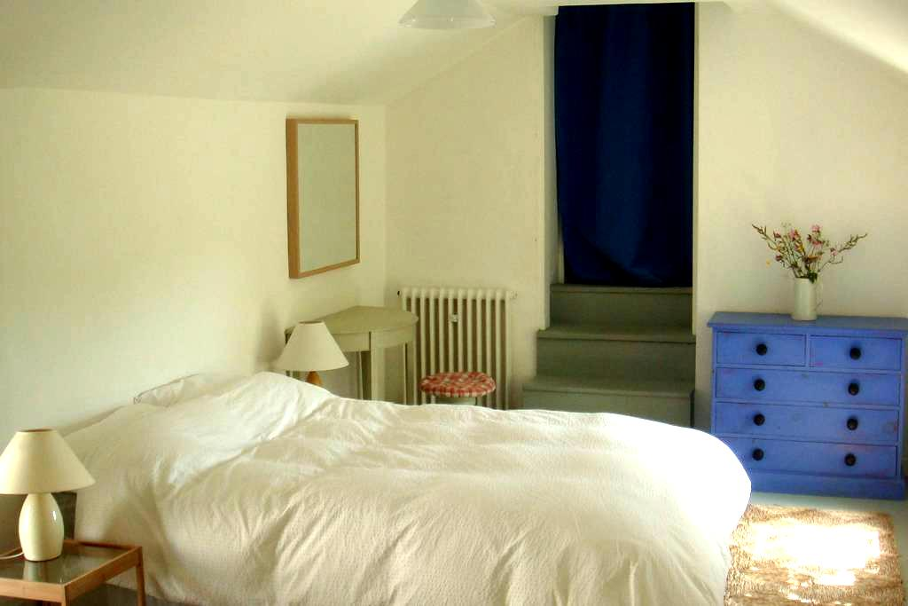 Artist's Retreat in countryside by Jurassic coast - Weymouth - Hus