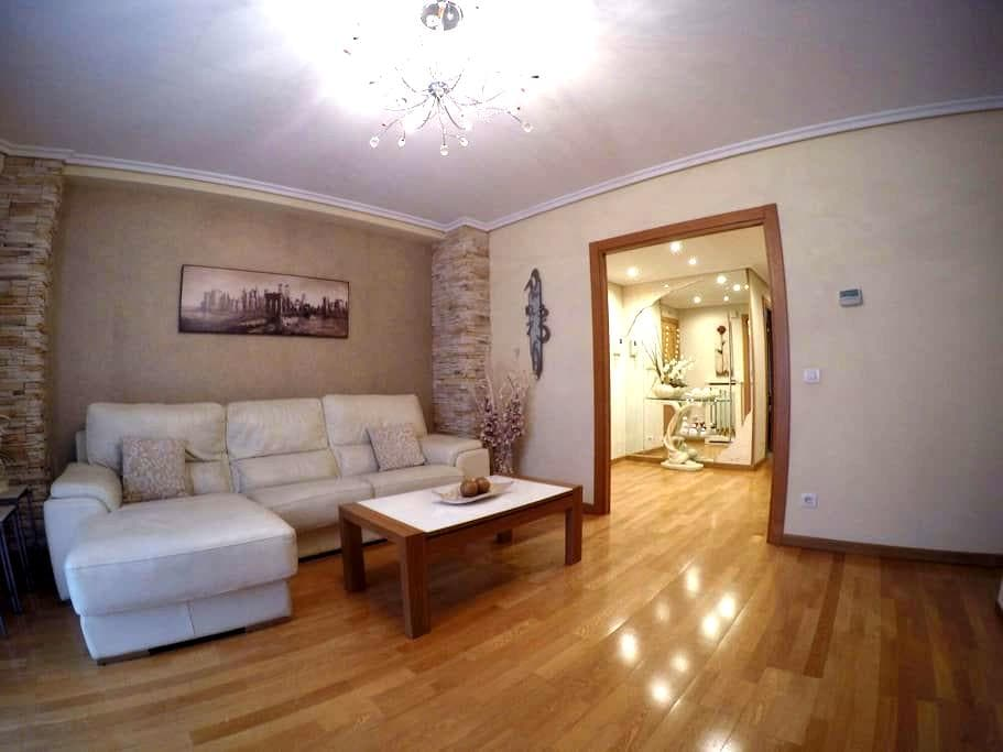 Tranquilo, bonito y acojedor - Logroño - Lägenhet
