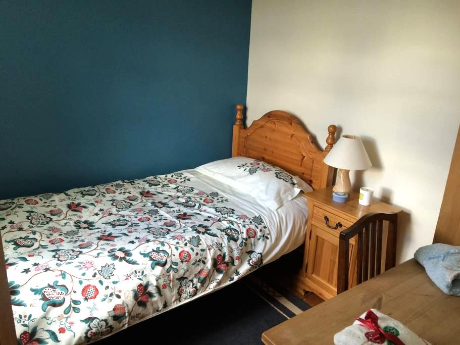 Cozy Home Near City Centre-Bedroom2 - Waterford - Ev