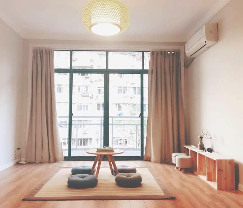 404B Homey room near French Concession|Metro L2/11 - Shanghai - Lejlighed
