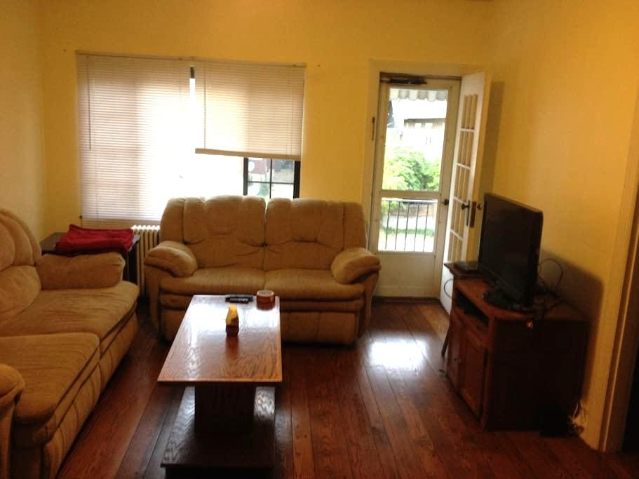 2 BDR - Hyde Park Apt w/ Balcony - Cincinnati - Apartamento