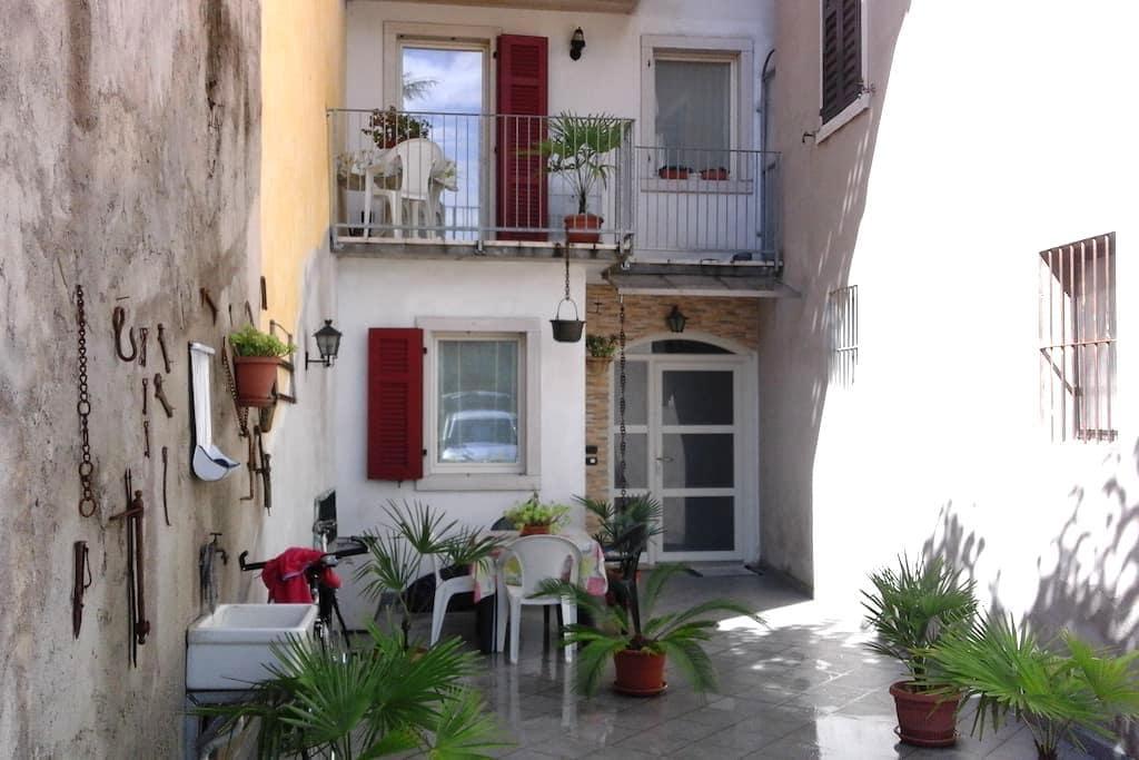 "Appartamento ""Take it easy"" Bolognano di Arco - Bolognano-vignole - Leilighet"