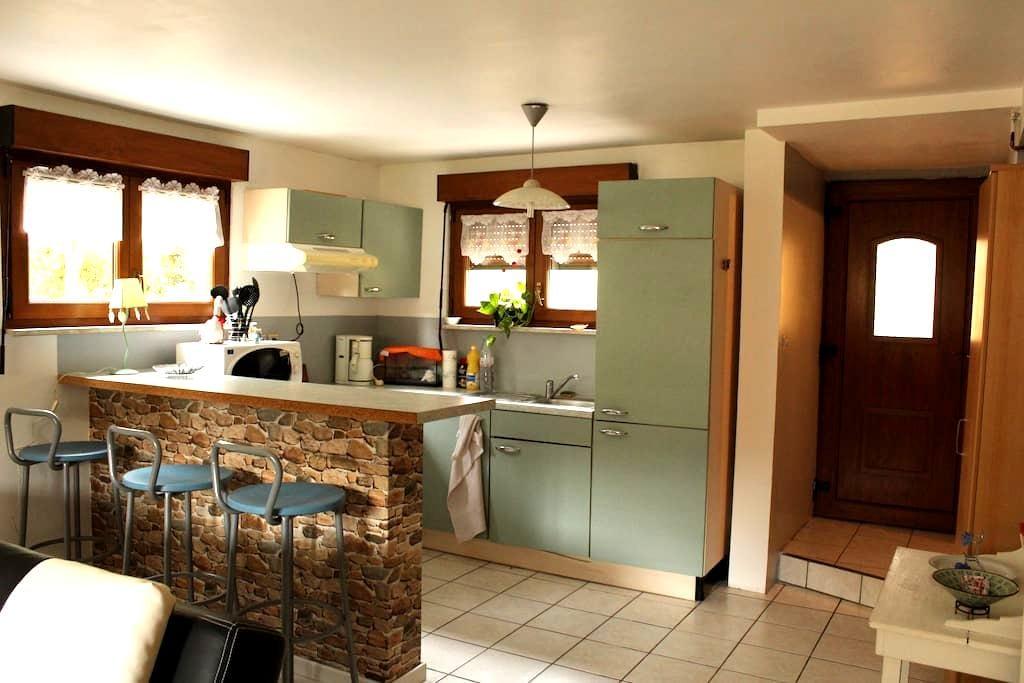Appartement dans maison - Bourgheim - Departamento