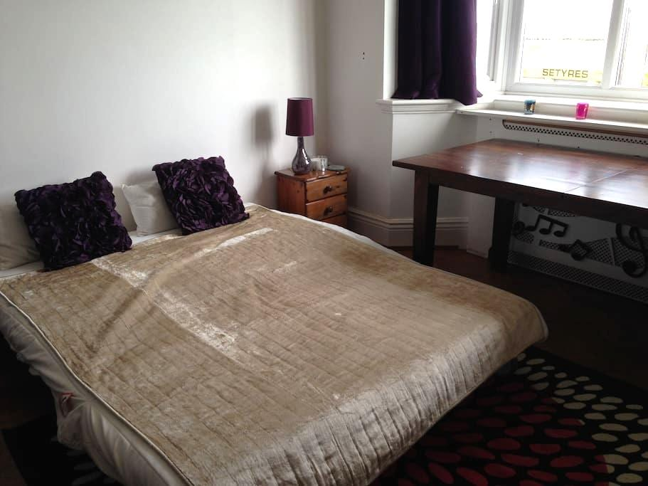 Seafront room in Lancing - Lancing - Appartement