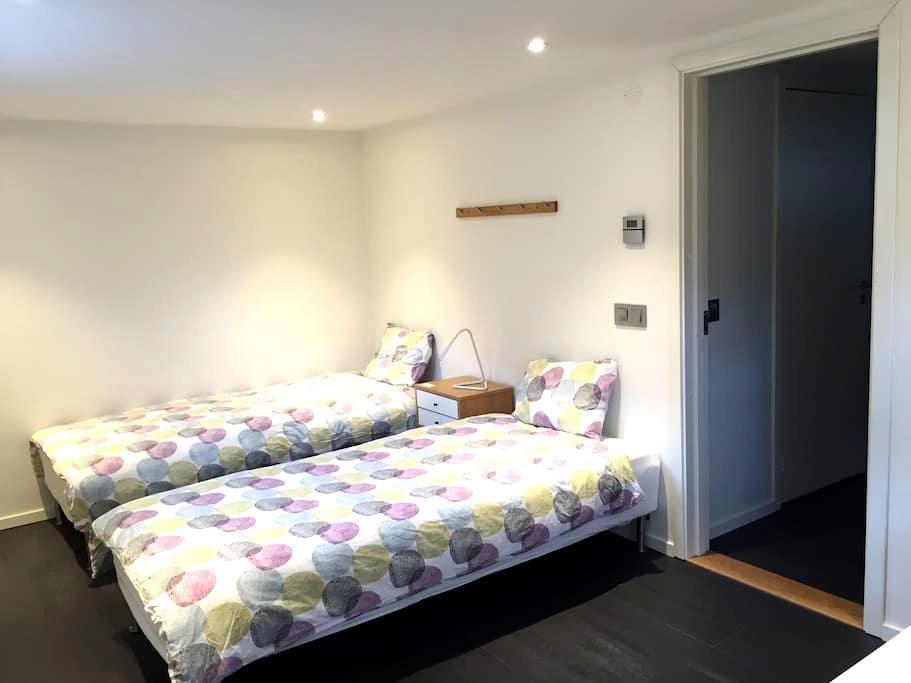 13m2 room with individual bathroom - Halmstad - Haus