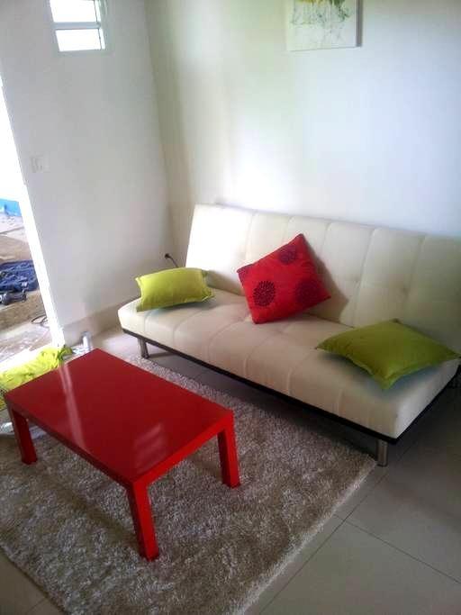 Appartement T2 Laury meublé et équipé à Cayenne - Cayenne - Apartment