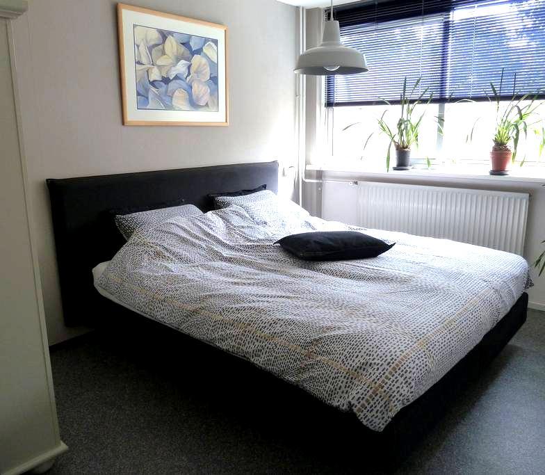 Modern ingerichte kamer/ smartly decorated room - Apeldoorn - Дом