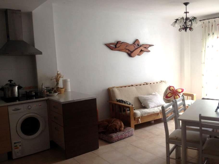 Cahorros sweet home offers warm stay - Monachil - Kondominium