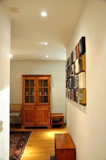 FAGGIO ROSSO - Massagno - Apto. en complejo residencial