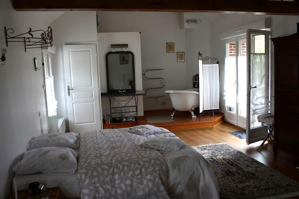 Gite romantique avec superbe vue - Avize - Haus