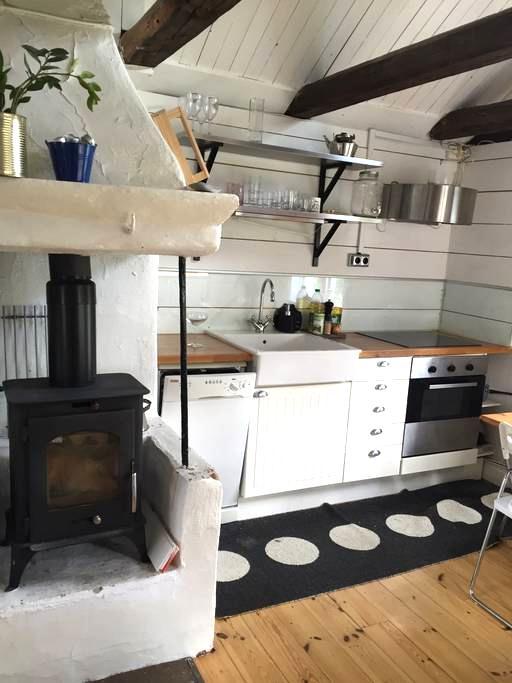 Cozy place with two houses - Västerås - Casa