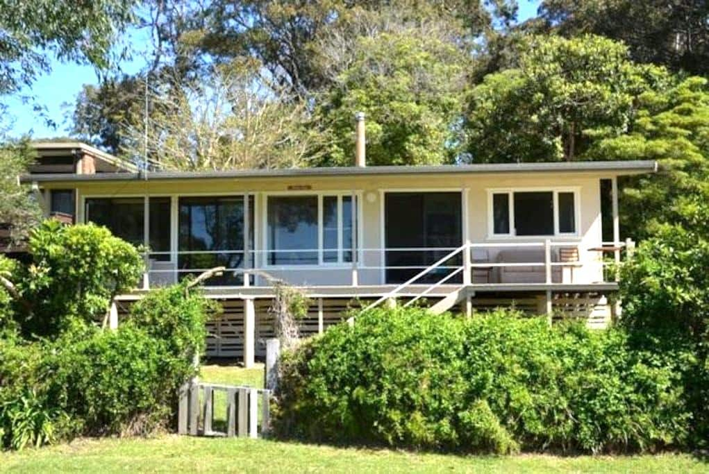 Flame Tree Cottage - By the Sea - Mossy Point - Casa