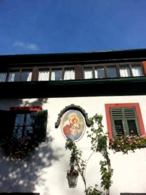 Haus Wartenberg - Familienhaus - Salzbourg - Bed & Breakfast