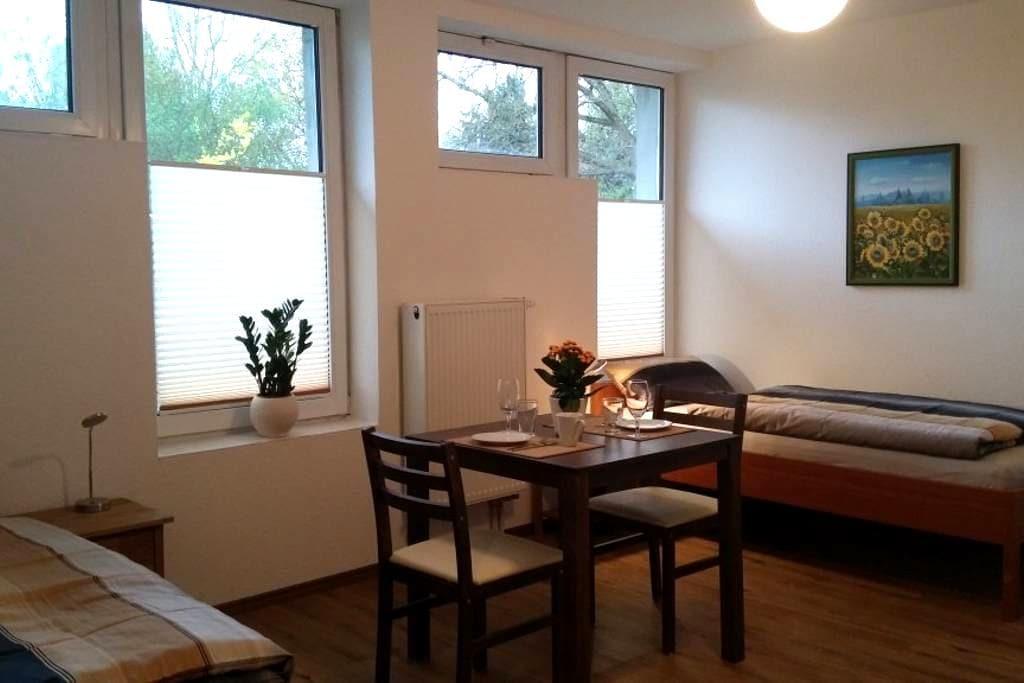 Moderne Appartments 1, je 1-2 Pers.  EZ 30€/DZ 50€ - Heuchelheim - Hus