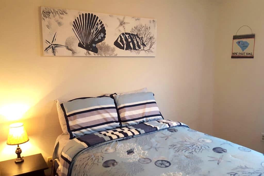 Cozy pet friendly room near ocean! - Myrtle Beach - Apartamento