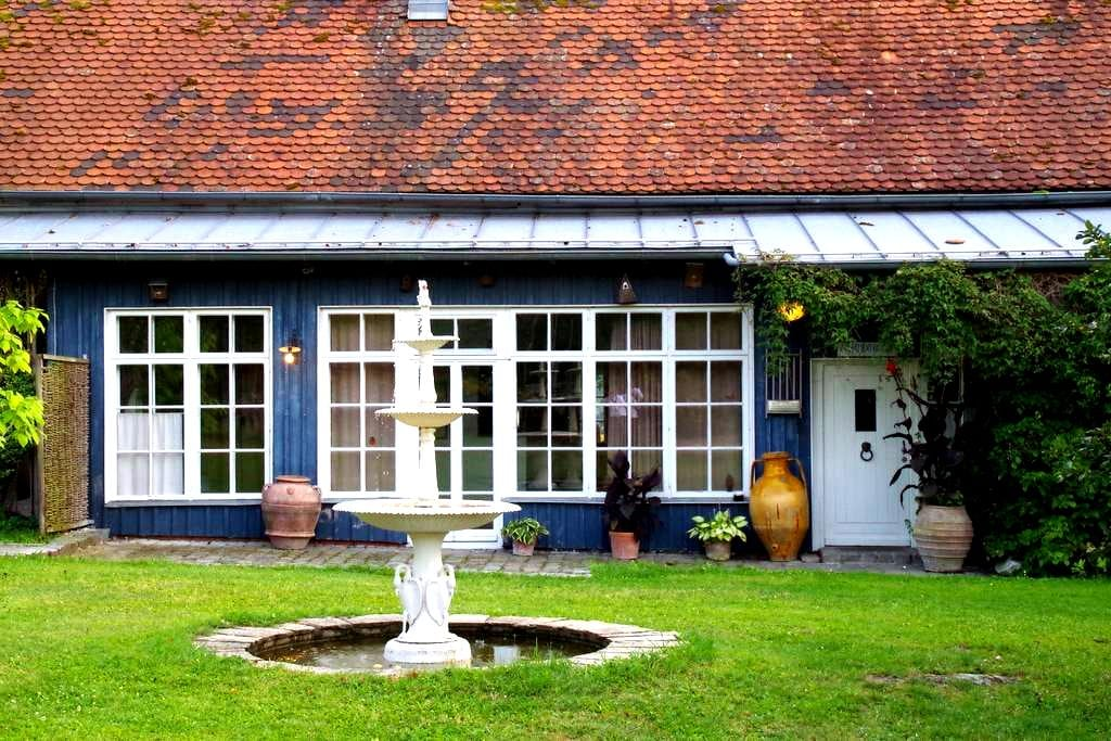 Historischer Posthof gleich bei Regensburg - Wenzenbach - Guesthouse